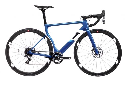 3T Strada Pro Force Color: Blue/White/Black