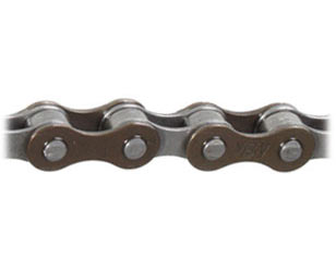 4-Jeri Gang Chain Color | Length | Speeds: Black | 102 Links | Single-speed