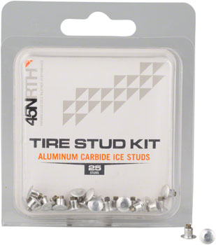 45NRTH Concave Replacement Studs (Pack of 25)