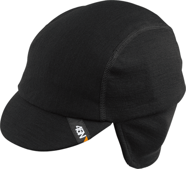 45NRTH Greazy Cycling Cap Color: Black