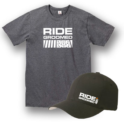 45NRTH Groomed Single Track T-Shirt Hat sold separately