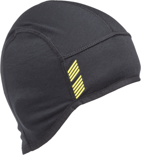 45NRTH Stavanger Lightweight Wool Cycling Cap Hat Color: Black