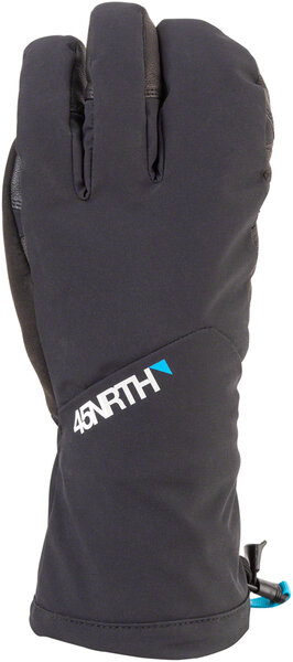 45NRTH Sturmfist 4 Finger Glove Color: Black