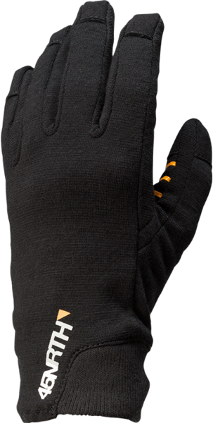 45NRTH Sturmfist Merino Glove Liners Color: Black