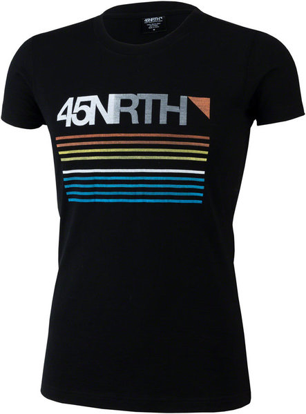 45NRTH Team Stripe Merino T-Shirt