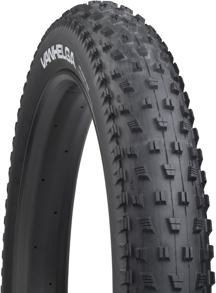 45NRTH Vanhelga 27.5 Fatbike Tubeless Tire Color: Black