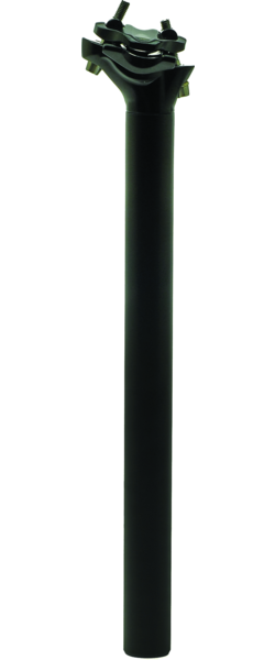 49°N DLX Alloy Seatpost Color: Black