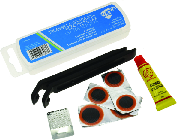 49°N DLX Tire Repair Kit