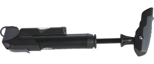 49°N Dominateair G120 Mini Pump Color: Black
