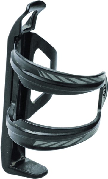 49°N Dually-Side Entry Bottle Cage Color: Black