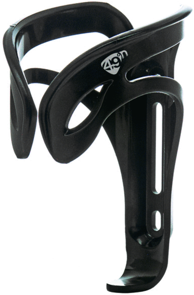49°N Flash-Composite Bottle Cage Color: Black