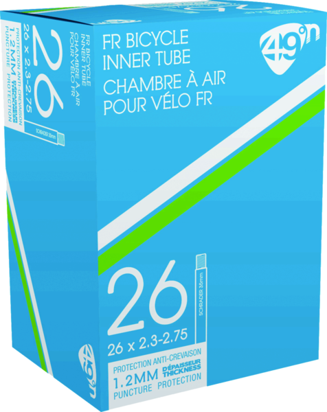 49°N Freeride Schrader Tube