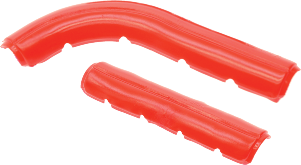 49°N Gel Bar Pads Color: Red