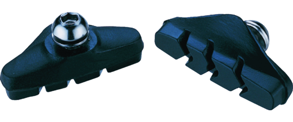 49°N Road Brake Pads Color: Black