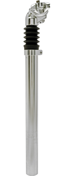 49°N Suspension Seatpost Color: Silver