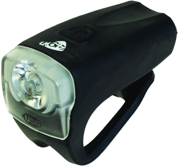49°N Ultra Doppler USB Rechargable Headlight