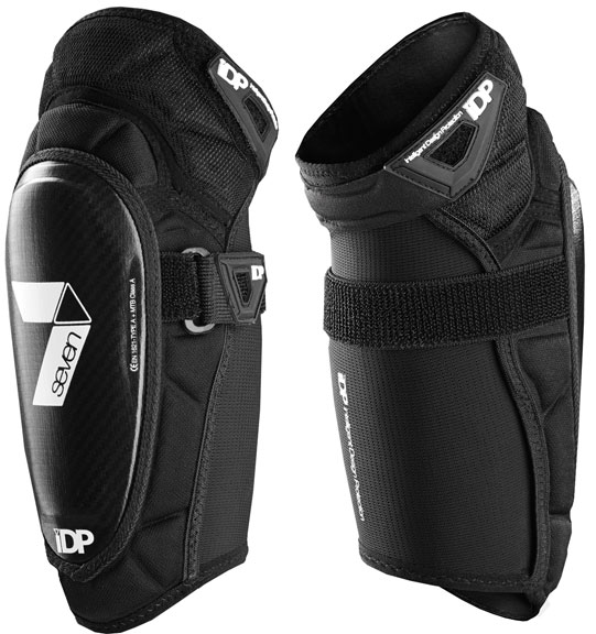 7iDP Control Elbow/Forearm Armor Color: Black