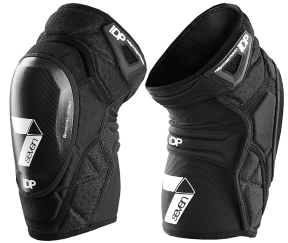 7iDP Control Knee Armor Color: Black