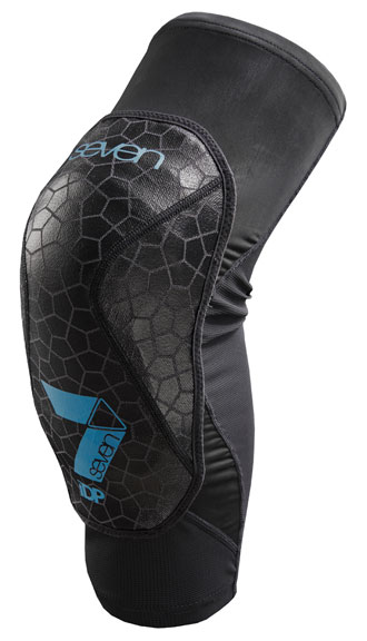 7iDP Covert Knee Armor Color: Black