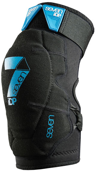 7iDP Flex Knee Armor Color: Black