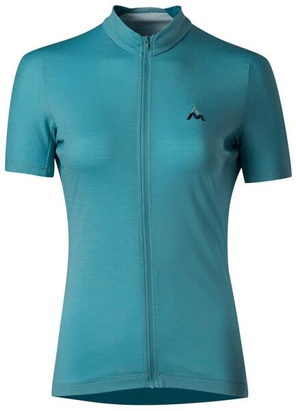 7mesh Ashlu Merino Jersey - Women Color: Blue Agave