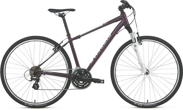 Specialized Ariel - Women's Color: Satin Blackberry/Silver/White