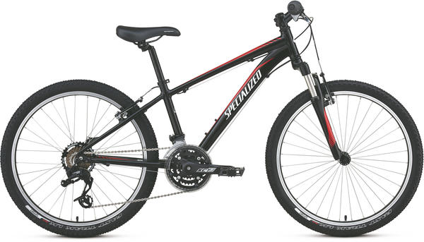 Specialized Boy's Hotrock 24 XC Color: Black