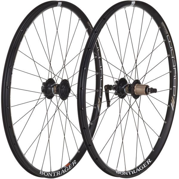 Bontrager Rhythm Pro TLR Wheelset