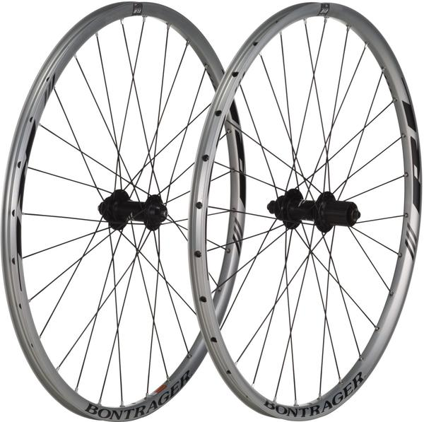 Bontrager RL TLR Front Wheel Color: Silver Anodized