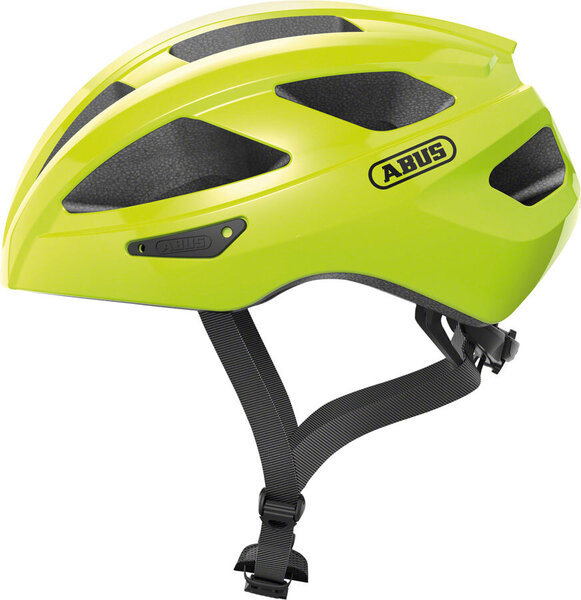 ABUS Macator Helmet Color: Signal Yellow