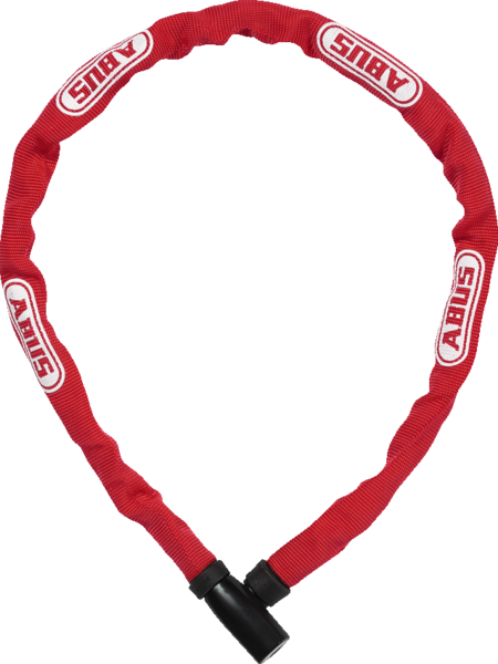 ABUS Steel-O-Chain 4804K Chain Lock Color | Length: Red | 75cm