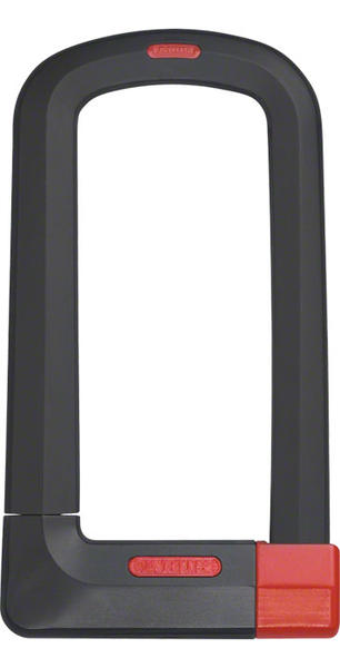 ABUS uGrip Plus 501 U-lock Color: Black