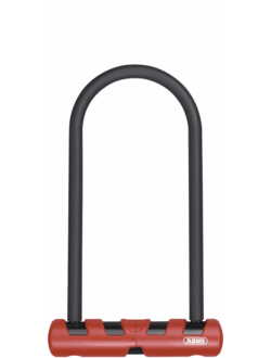 "ABUS Ultimate 420 (9"") Color: Black/Red"