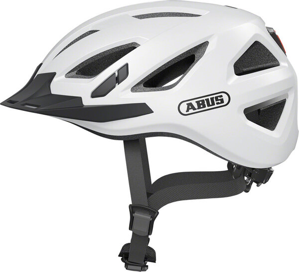 ABUS Urban-I 3.0 Helmet Color: Polar White