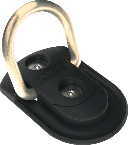 ABUS WBA 60 Wall/Floor Anchor Color: Black