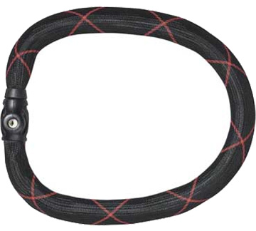 ABUS Steel-O-Chain Ivy 9100 Color: Black