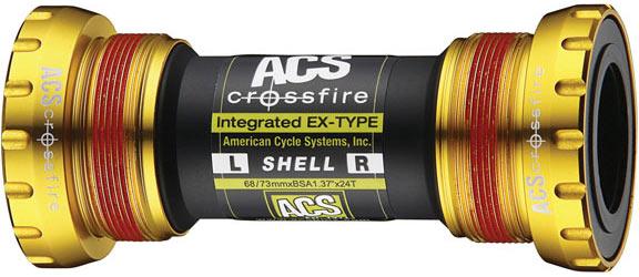 ACS Crossfire External BB Set