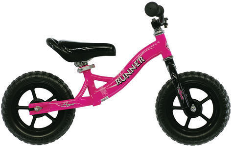 Adams Girls Runner Bike Color: Pink