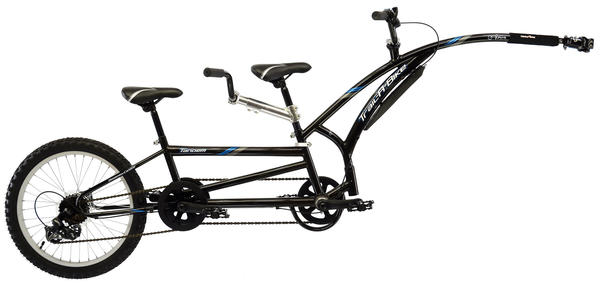 Adams Folding Tandem Trail-A-Bike