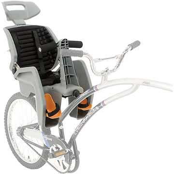 Adams Adams Baby Seat for Trail-A-Bike Trailabike Tag-A-long Child Seat FREE SHIPPING!