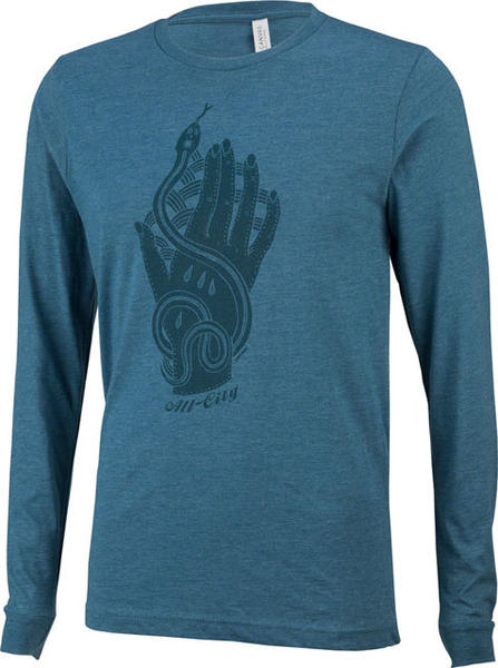 All-City All-City/DeerJerk T-Shirt Color: Teal