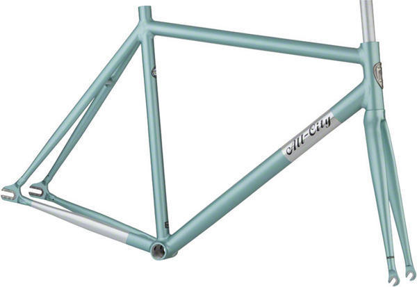 All-City Thunderdome Frameset Color: Mint