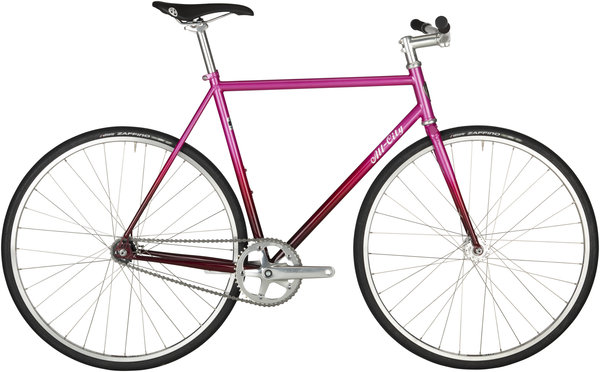 All-City Big Block Color: Pink Fade