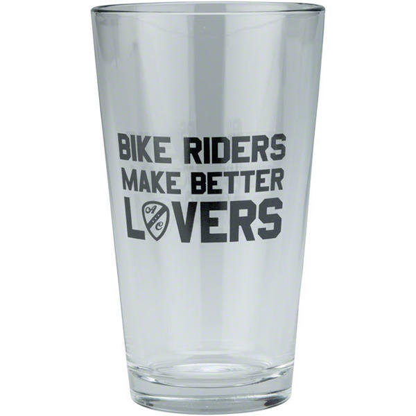All-City Bike Riders Make Better Lovers Pint Size: 16-ounce