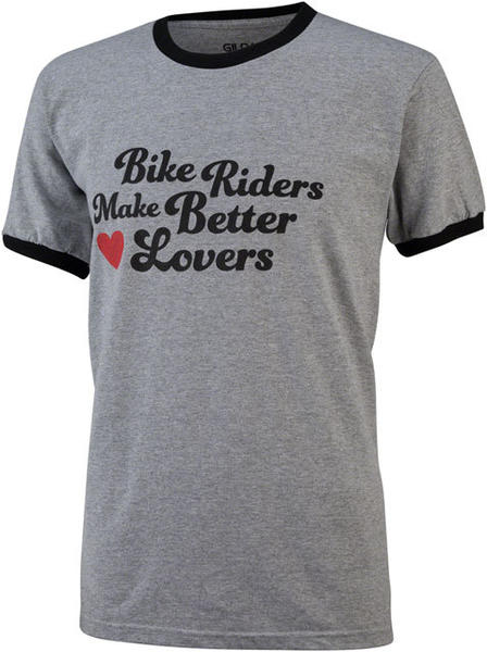 All-City Bike Riders Make Better Lovers Color: Gray