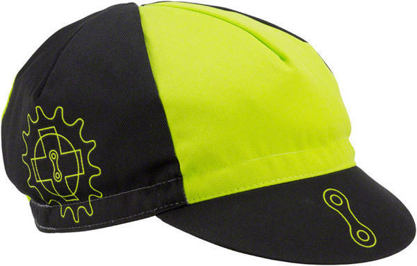 All-City Bicycle Messenger Emergency Fund Cycling Cap Color: Black