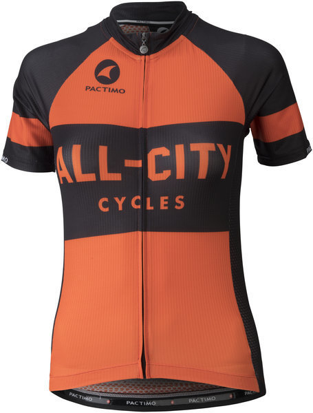 All-City Classic Jersey 2.0 Color: Orange