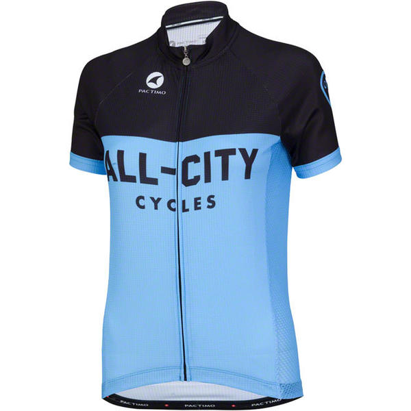 All-City Classic Women's Jersey Color: Blue/Black