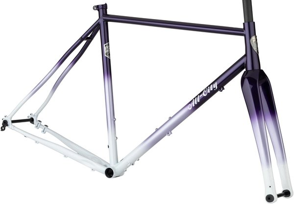 All-City Cosmic Stallion Frameset Color: Purple Fade
