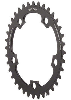 All-City Cross Chainring BCD: 110mm